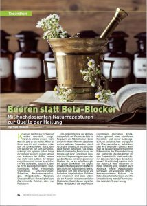 Beeren statt Beta-Blocker