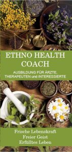 Ethno Health Coach - Flyer 2018